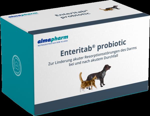 Enteritab Probiotic 96 Tabl