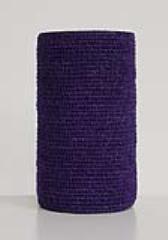 PetFlex kohäsive Bandage violett 5cm 1 Stk