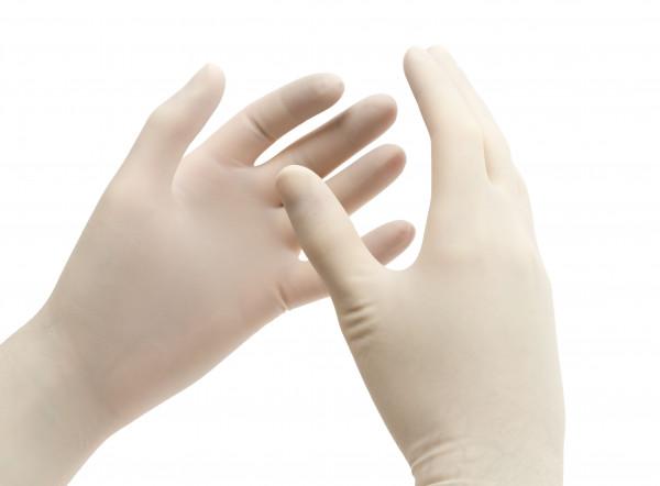 OP Handschuhe Curity/Protexis PI, latexfrei