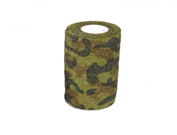 PetFlex 10 cm Camouflage kohäsive Bandag 1 Stück