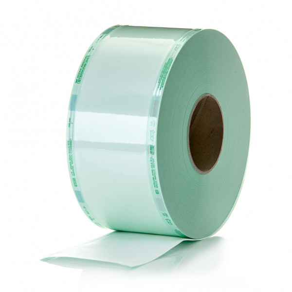 Sterirolle 5cm Papier/Fol. 200 m