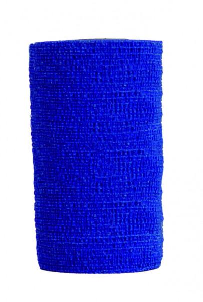 PetFlex kohäsive Bandage blau 5cm 1 Stk