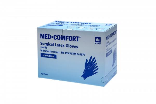 OP-Handschuhe MED COMFORT PF 8,0 50 Paar