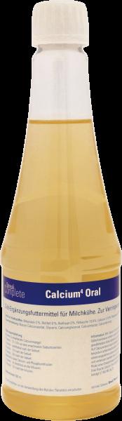 Calcium 4 oral 4x500 ml