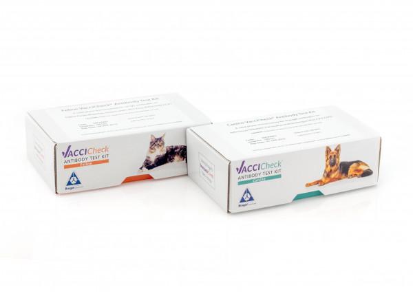 Canine Vaccicheck (CPV, CDV, ICH) 12 Stück