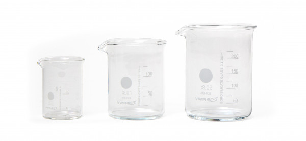 Becherglas 50ml 1 Stück