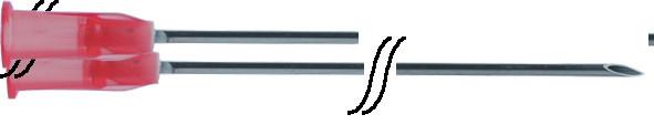 Einmalkanülen Supra 1,5 x 100 mm 100 Stück
