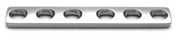 DCP-Platte mit Steg D 3.5mm, 10 Loch 1 Stück