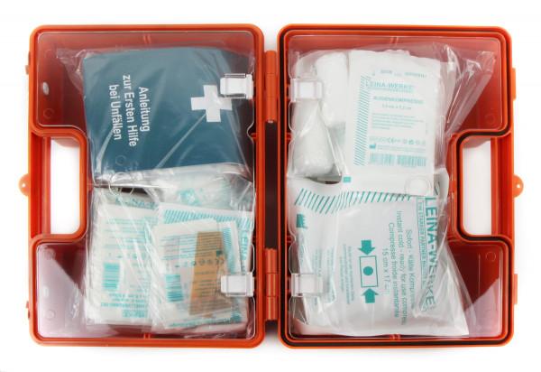 "Erste-Hilfe-Koffer ""Quick""- Inhalt DIN 1 Stück"