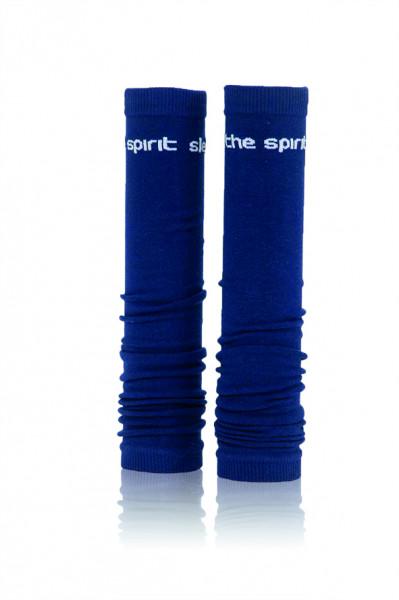Armstulpen Navy Blau 1 Paar