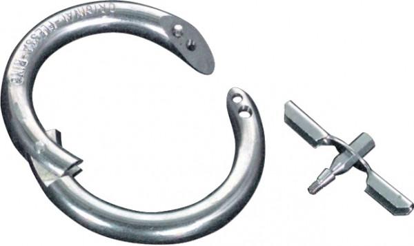 Flessa-Nasenringe Hauptner 05762 52 mm 6 Stück