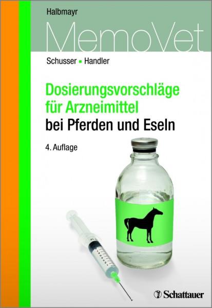Dosierungsv. f. Arzneimitteln bei Pferden und Eseln 1 Stück