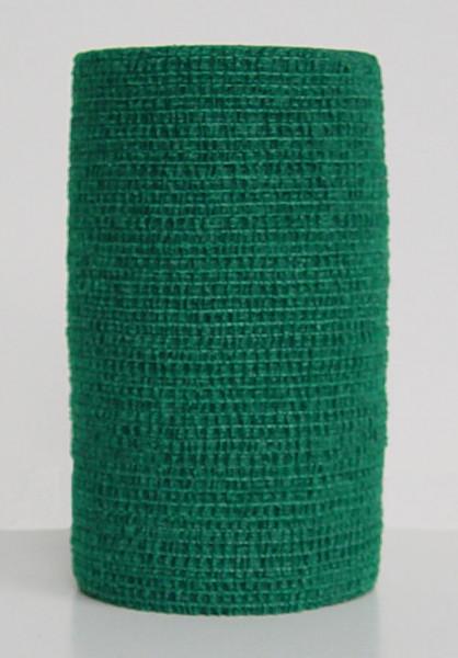 PetFlex 7,5 cm grün kohäsive Bandage 1 Stück