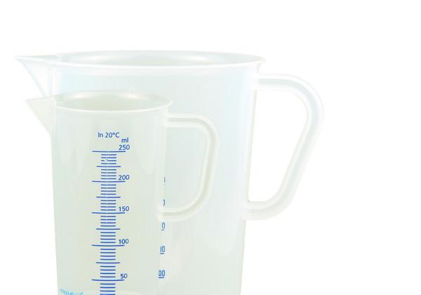 Messbecher PE 2000 ml 1 Stück