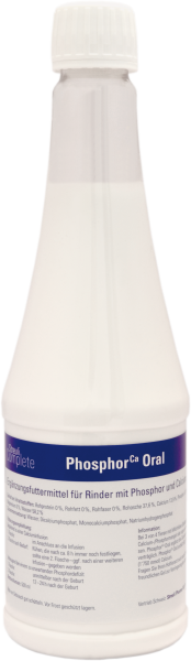 Phosphor Ca oral 500 ml