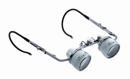 Lupenbrille 2,3x340mm Heine C-000.32.039 1 Stück